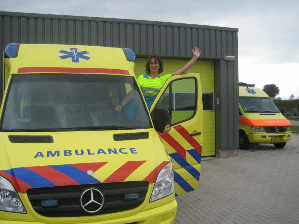 Laurie Ambulance