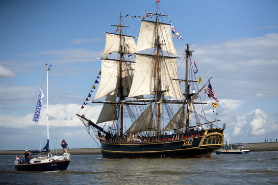 Midhoester Delfsail