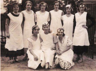 Vrouw Heinneman (Rechts boven)