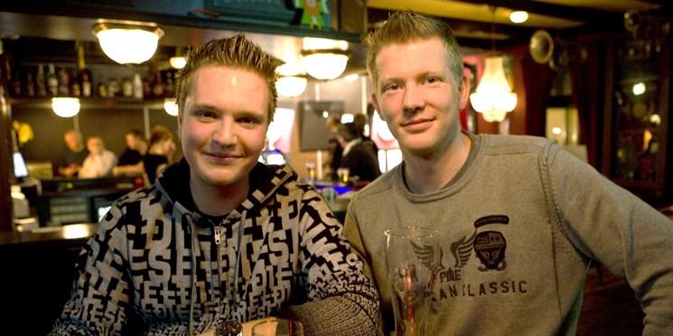 Gunnar en Arent Midhoester Kookkunsten